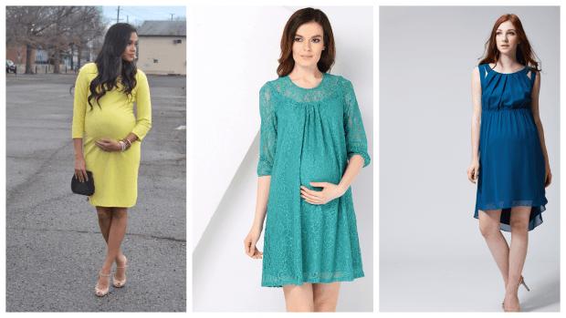 мода для беременных 2020