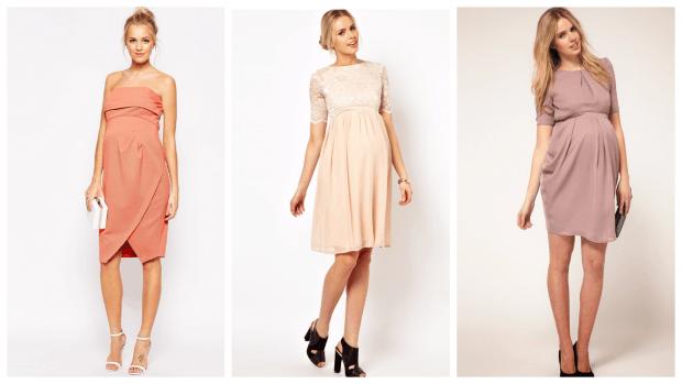 модные платья для беременных 2021