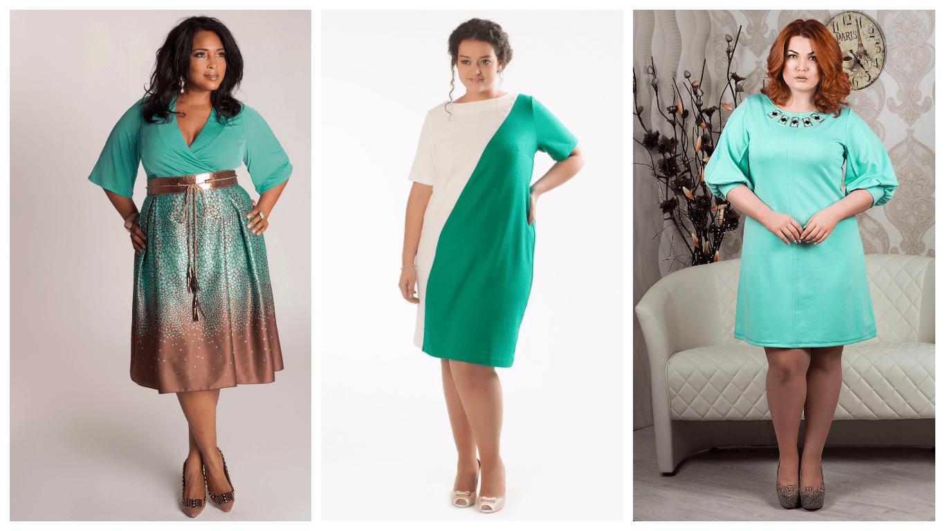 a73ef3fed09 Идеи! Мода для полных женщин весна-лето 2019 года  тенденции