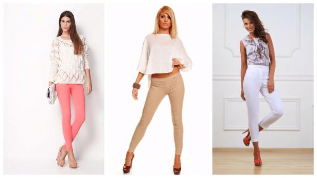 Модные женские брюки осень-зима 2019 2020: классические розовые кремовые белые
