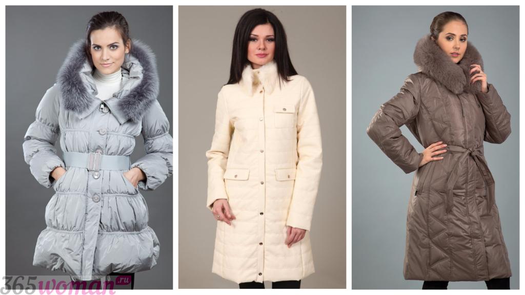 куртки осень зима 2017 2018 женские фото: стильные