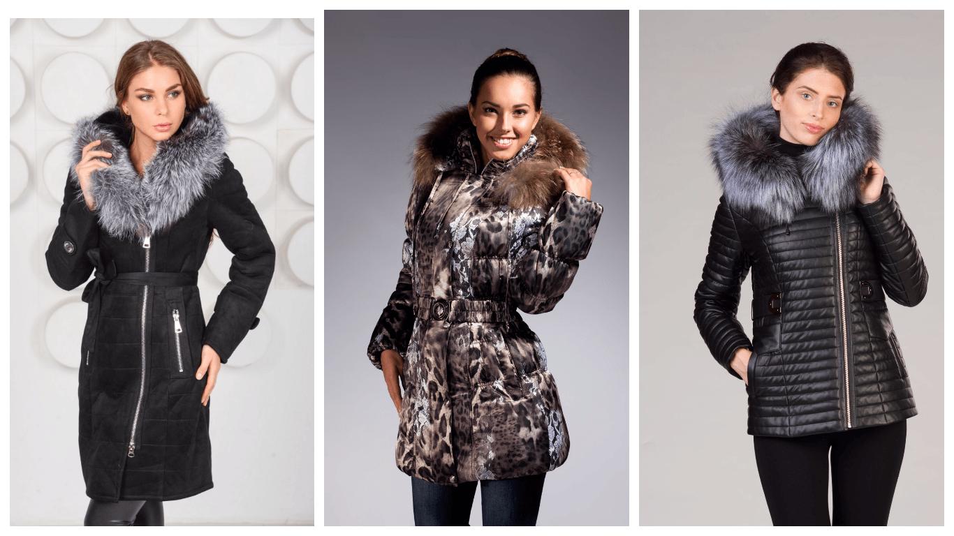 Модные осенние куртки 2018
