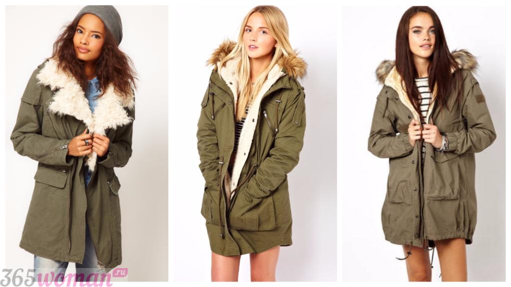 модные женские куртки осень зима 2018 2019
