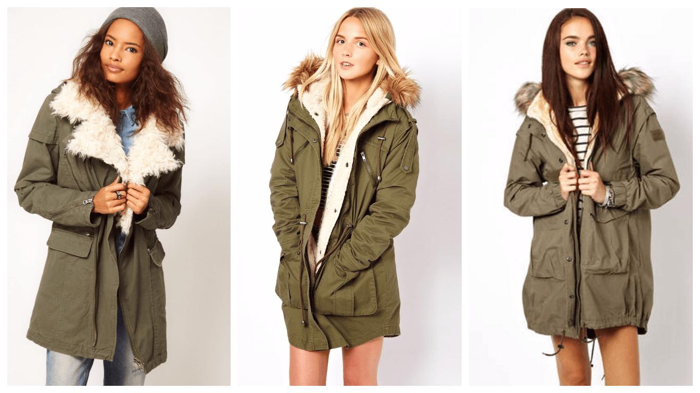 Модные куртки 2018