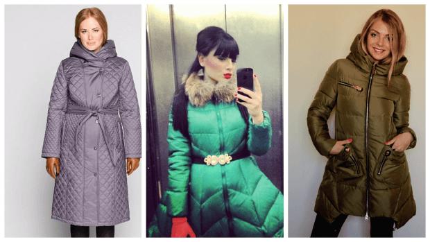 модные женские куртки осень зима 2019 2020