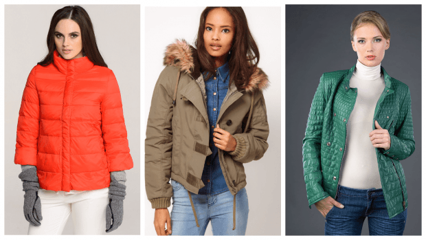 куртка осень зима женская 2019 2020: стильные цветные