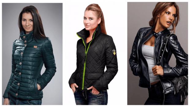 модные куртки осень зима 2019 2020 женские: черные стильные