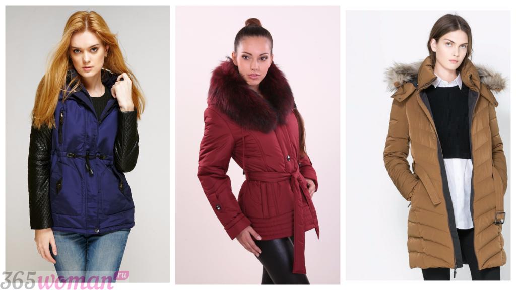 модные женские куртки осень зима 2018 2019: стильные с мехом