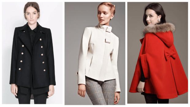 модные полупальто осень зима 2019 2020