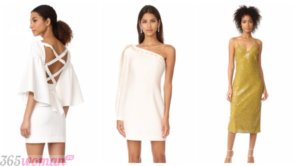 модные платья весна лето 2019 года