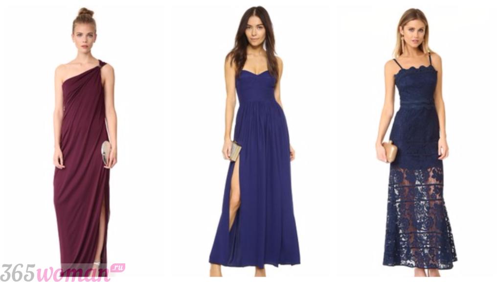 модные платья весна лето 2019