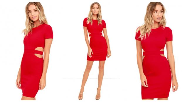 модные короткие платья 2019-2020