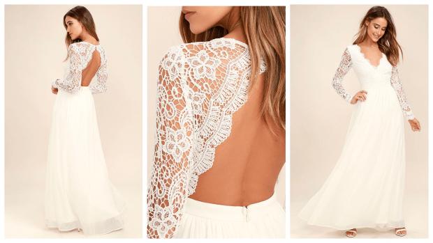 длинные вечерние платья мода 2019-2020