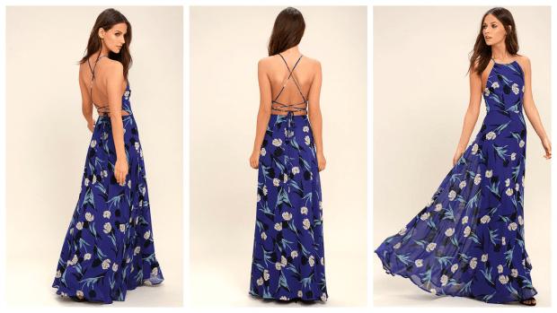 модные летние вечерние платья 2019-2020