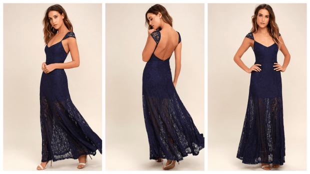 модные вечерние платья в пол 2019-2020
