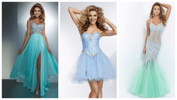 стильные яркие вечерние платья 2019-2020