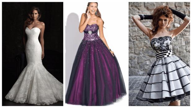 модные вечерние платья 2019-2020