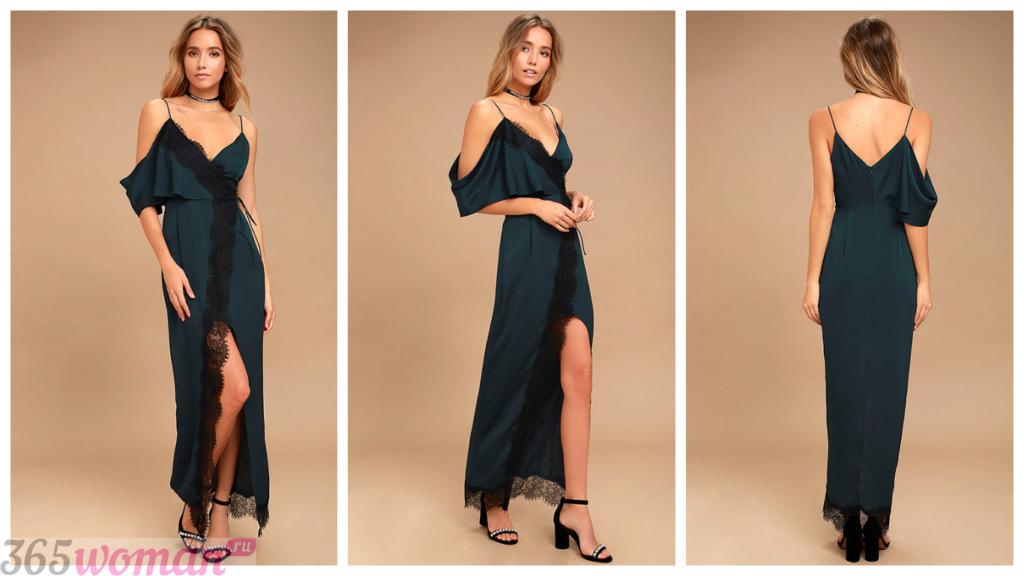 стильные коктейльные платья 2018 для девушек фото новинки