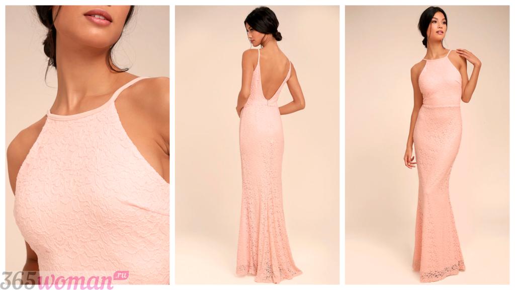 модные коктейльные платья 2018 для девушек фото новинки