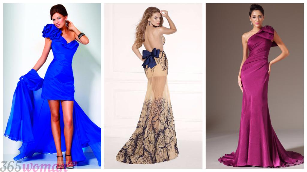 нарядные коктейльные платья