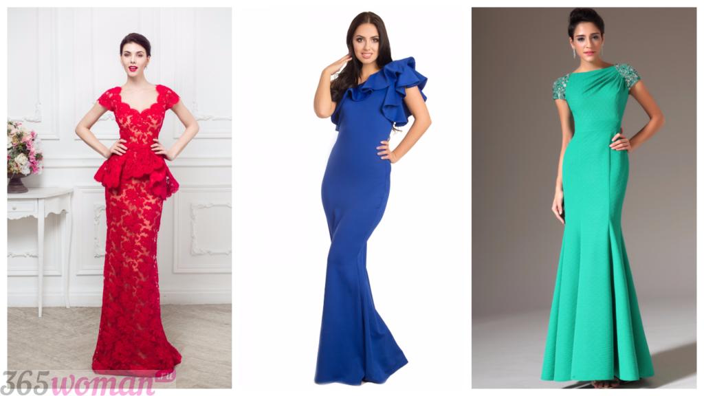 Стильные и изысканные коктейльные платья 2018 года фото новинки