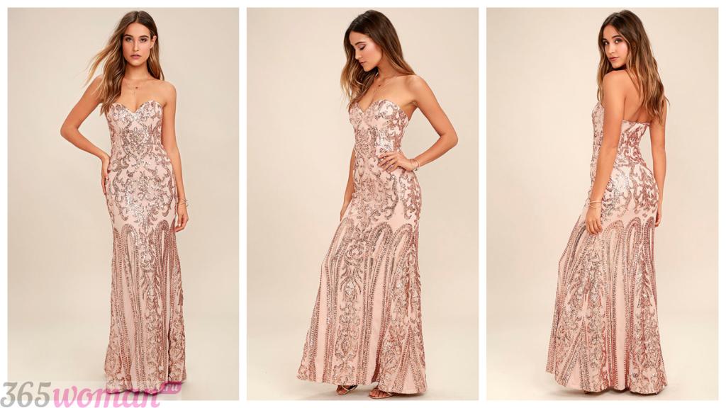 коктейльные платья 2018 с открытыми плечами фото новинки