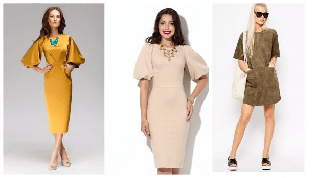 ретро-платья на каждый день 2019 2020 модные