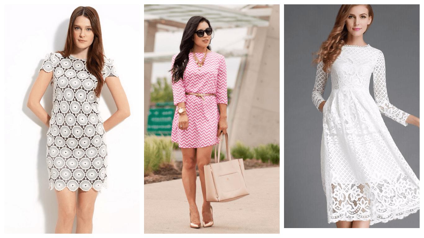 ab2a1bff408 Идеи! Модных повседневных платьев 2019 2020 126 фото лето осень зима