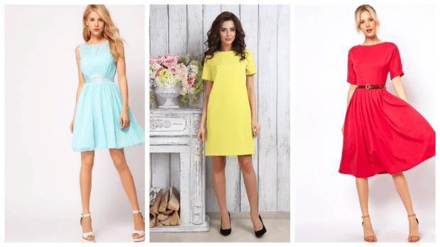 модные платья на каждый день 2019 2020