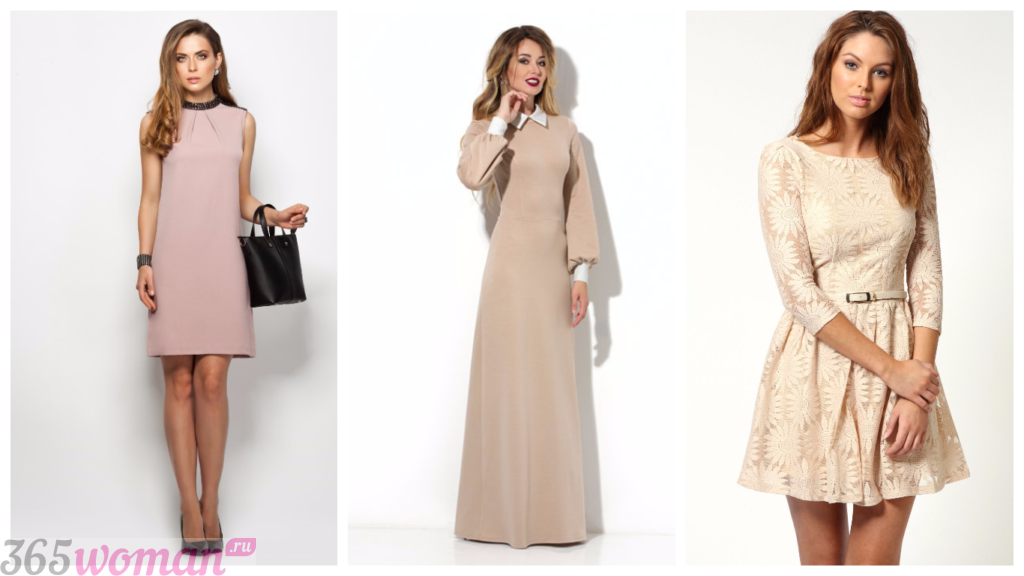 повседневные платья 2018 2019 модные