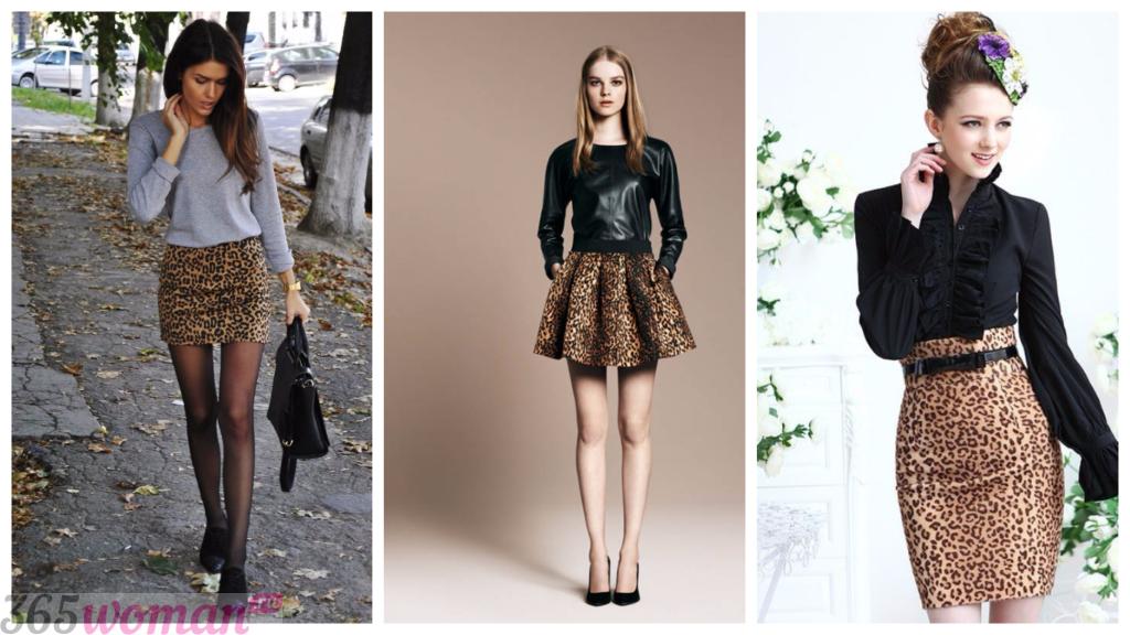 модные юбки осень-зима 2018 2019 год модные тенденции фото тренды