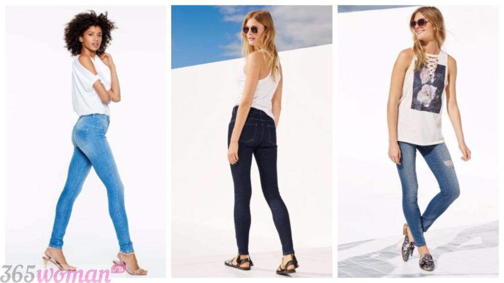 женские джинсы 2018 2019 модные