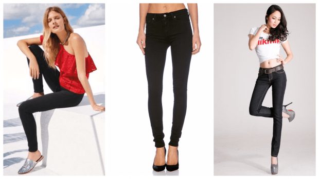 модные джинсы 2019 2020 тренды: узкие