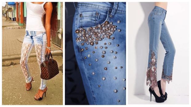 женские джинсы 2019 2020