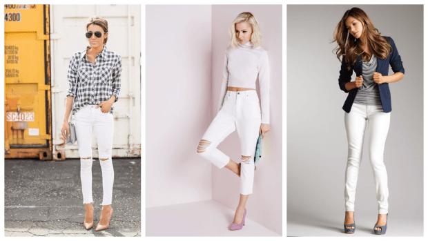с чем носить узкие брюки: модные