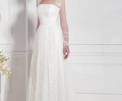 Модное свадебное платье в греческом стиле 2019 2020