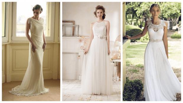 греческое свадебное платье: для любой фигуры