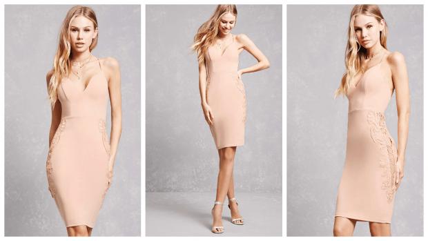 стильные коктейльные платья