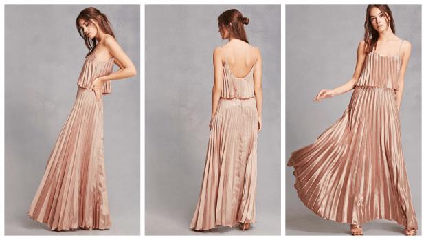 модные нарядные платья 2019 2020: в пол