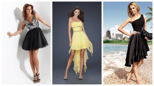 нарядные платья 2018 года