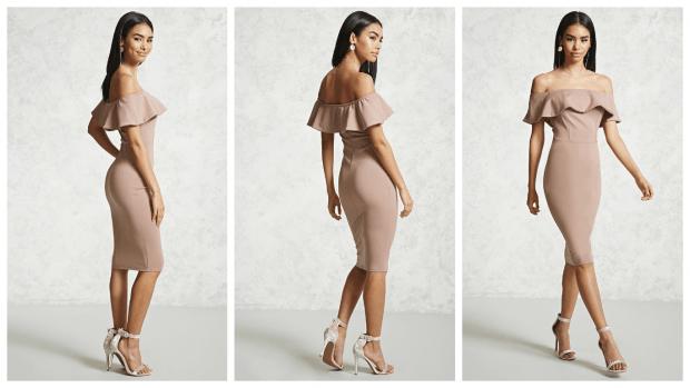 нарядные платья 2018 фото: стильное