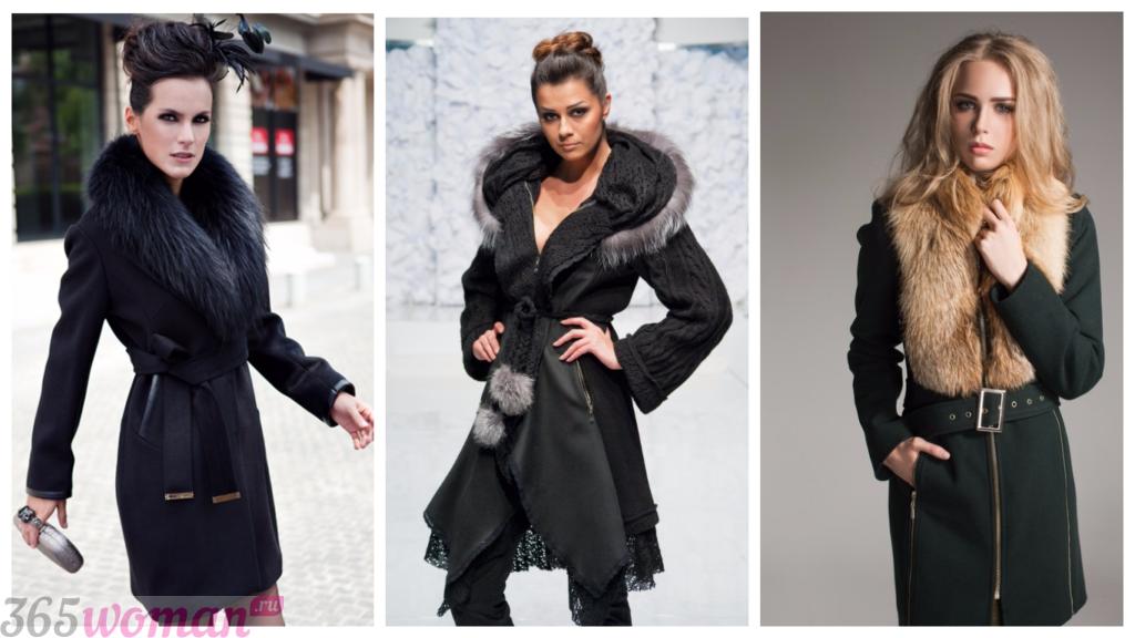модные полупальто осень зима 2018 2019