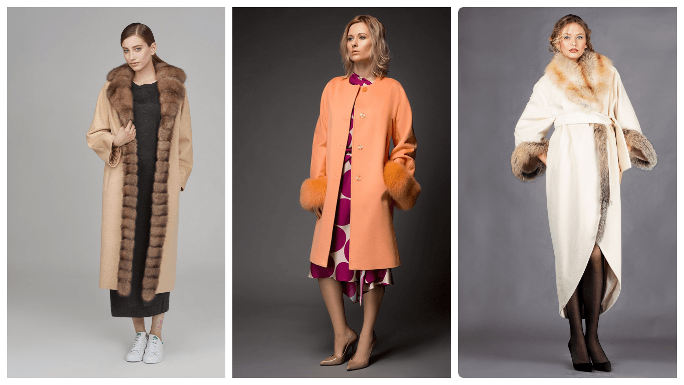 Модное женское пальто 2019 года новые фото