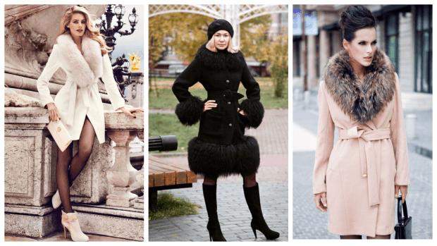 модные фасоны пальто осень зима 2019 2020
