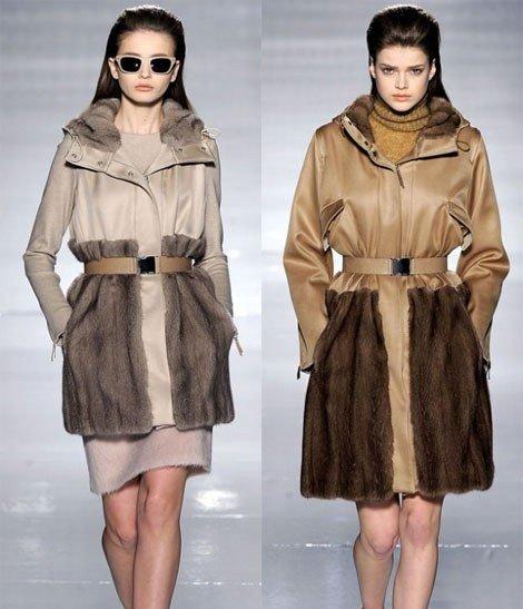 модные блестящие пальто осень зима 2018 2019