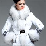 Модные пуховики осень-зима 2018 2019 года