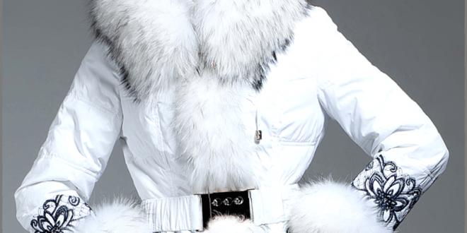 Модные женские пуховики осень-зима 2020 2021: фото