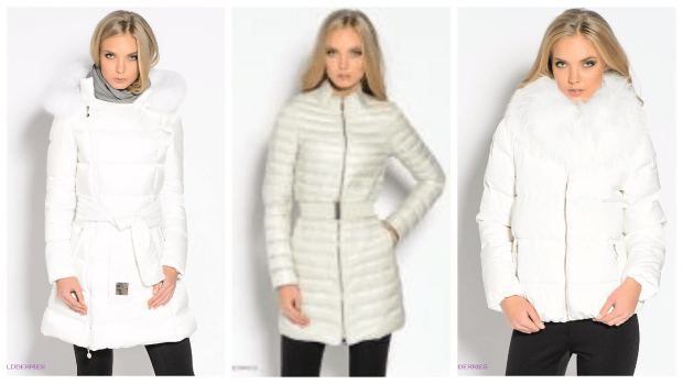 пуховики женские осень зима 2018 2019: модные короткие
