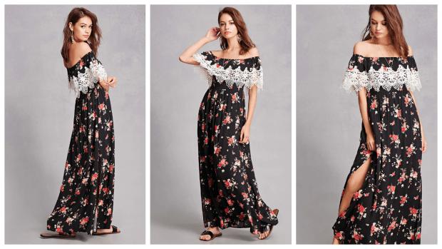 модные длинные сарафаны 2017-2018