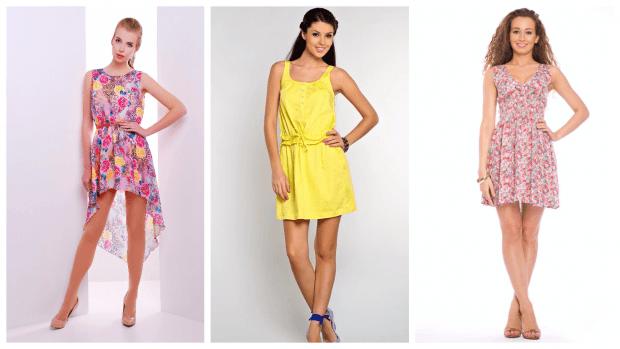 стильные летние сарафаны 2017 2018 фото новинки модные тенденции короткие